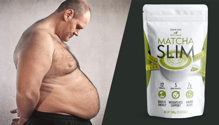 Matcha Slim na chudnutie: spaľujte tuk u mužov správne!