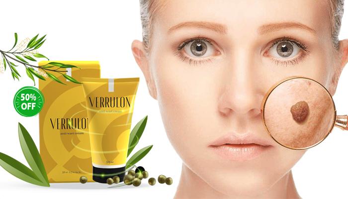 Verrulon proti defektom pokožky: vysporiada sa s chybami kože a pehami