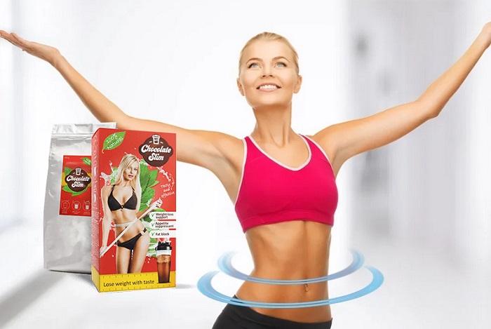 Chocolate Slim pre chudnutie: rýchla strata hmotnosti bez poškodenia zdravia!