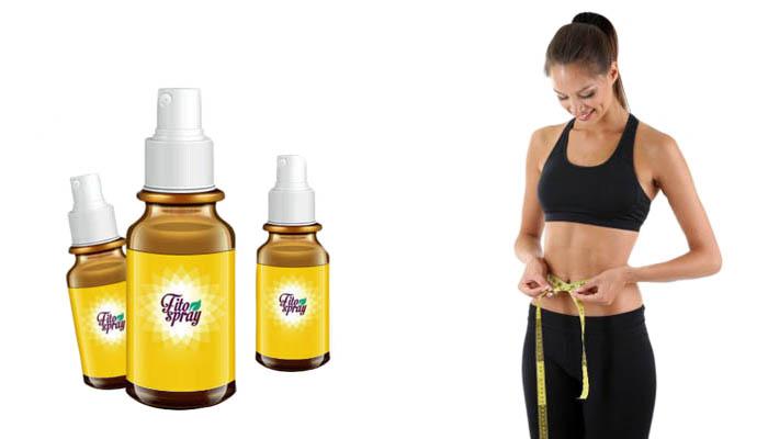 FitoSpray na chudnutie: ako som schudla o 34 kg