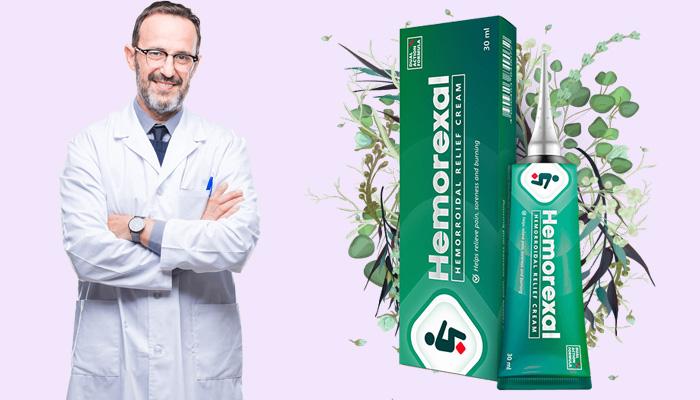 Hemorexal proti hemoroidom: rýchla úľava od bolesti a eliminácia ďalších príznakov
