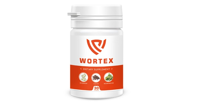 Wortex od parazitov: ničí všetky druhy hlíst a odstraňuje toxíny z tela!