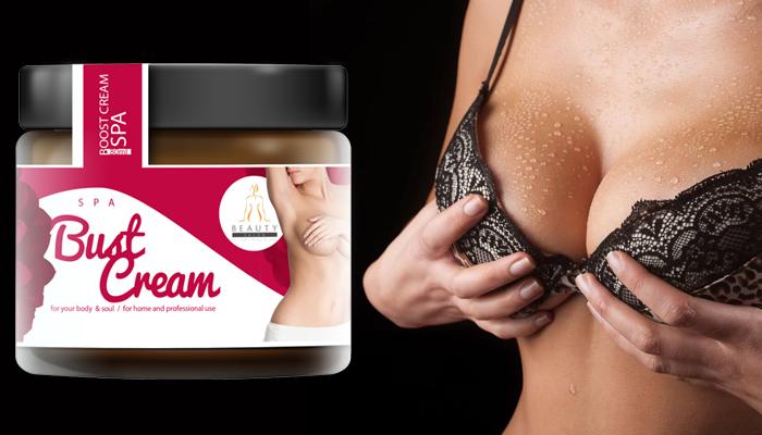 Bust Cream SPA na zväčšenie pŕs: prirodzené zväčšenie pŕs