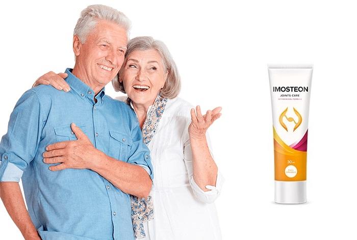 Imosteon pre kĺby: rýchle zmiernenie bolesti kĺbov!