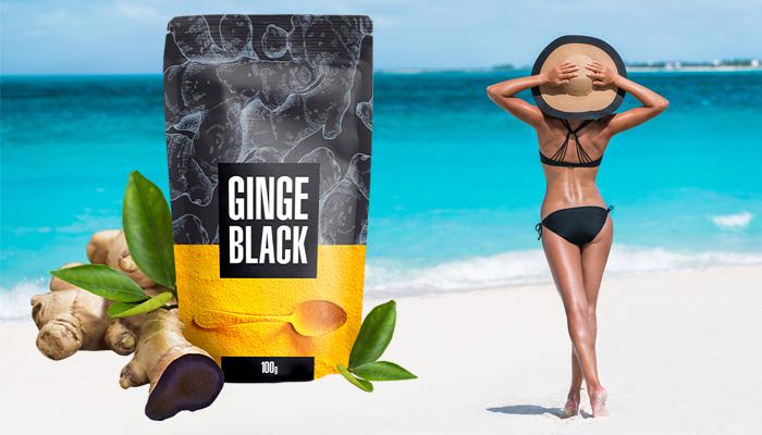GingeBlack na chudnutie: tajomstvo vášho štíhleho tela