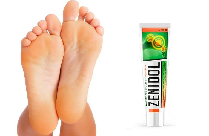 Zenidol z huby nôh a nechtov: starajte sa o zdravie vašich nôh!