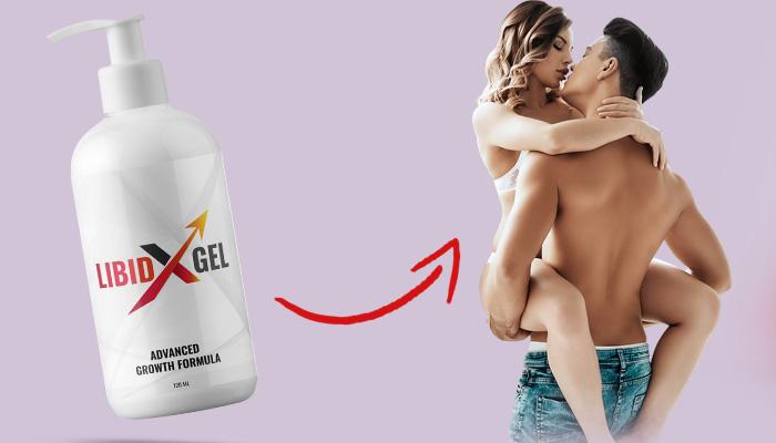 LibidxGel na zväčšenie penisu: väčší penis aj o 6 cm a najlepšie erotické zážitky!