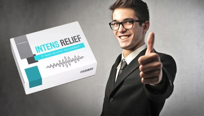 inTENS Relief proti bolesti: utlmíte bolesť za 4 minúty a raz a navždy sa oslobodíte od ťažkostí za 28 dní