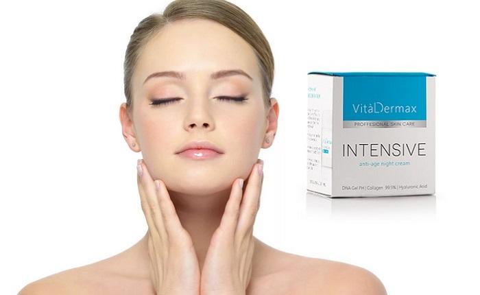 VitalDermax z vrások: hydratačný krém, ktorý odstraňuje príznaky starnutia!
