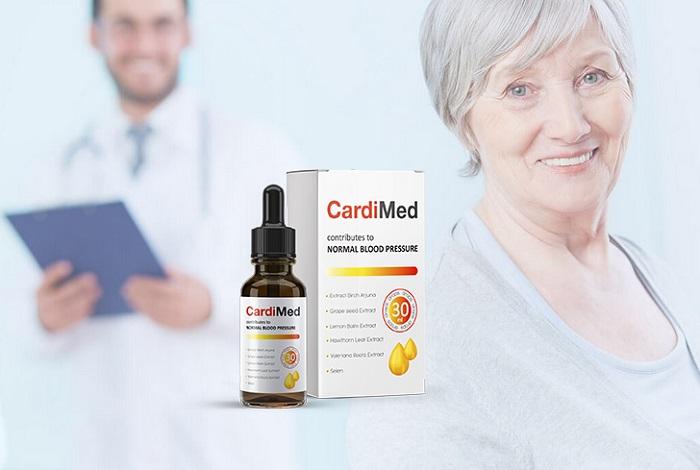 CardiMed pre hypertenziu: odstraňuje hypertenziu a všetky jej príznaky!