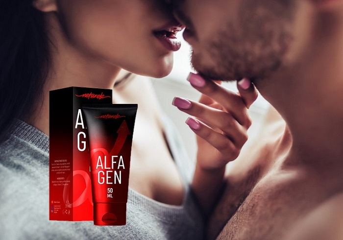 Alfagen na zväčšenie penisu: prevracia chlapa na divokého samca!