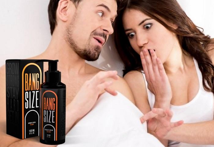 BANGSIZE pre zväčšenie penisu: dajte svojmu partnerovi nezabudnuteľné potešenie!