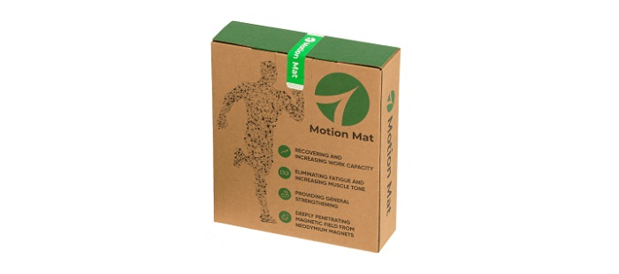 Motion Mat zariadenie na akupunktúru: najlepšie riešenie pre zdravý životný štýl!