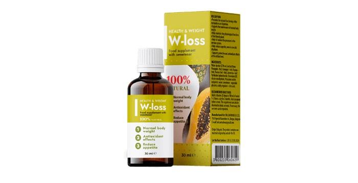 W-LOSS na úbytok hmotnosti: revolučný prevratvďaka ketóze!