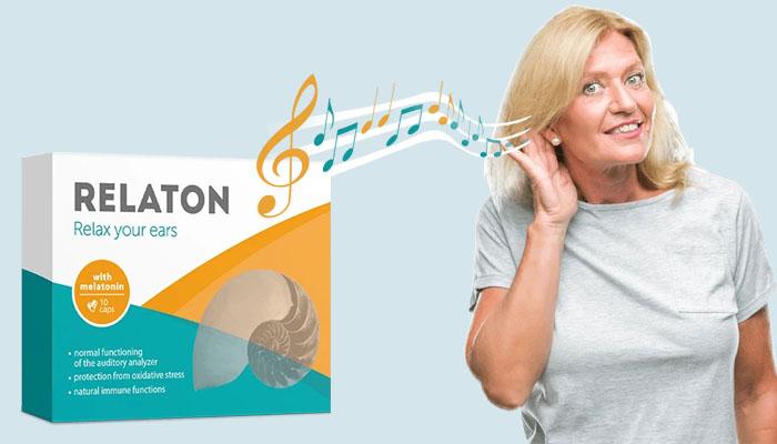 RELATON na obnovenie sluchu: obnovte si zdravie uší na bunkovej úrovni