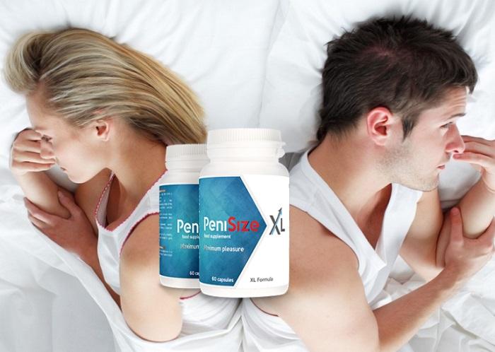 PeniSizeXL na zväčšenie penisu: bez operácie, push-upov a nástavcov!