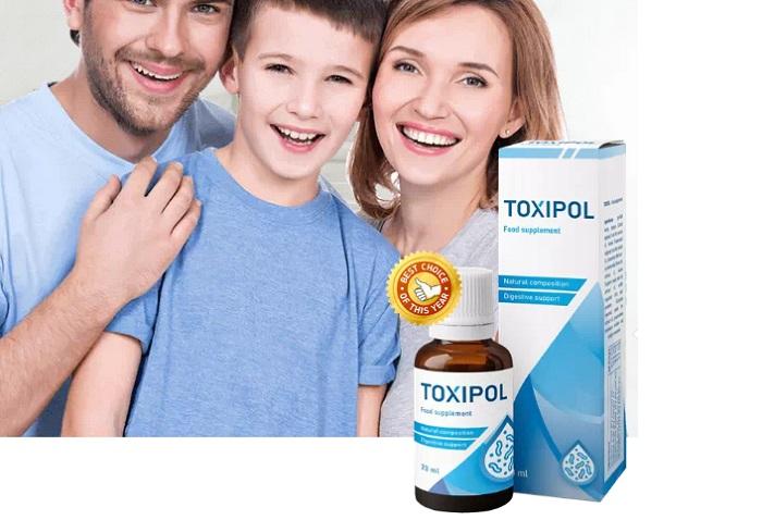 TOXIPOL od parazitov: ničí všetky druhy hlíst a odstraňuje toxíny z tela!