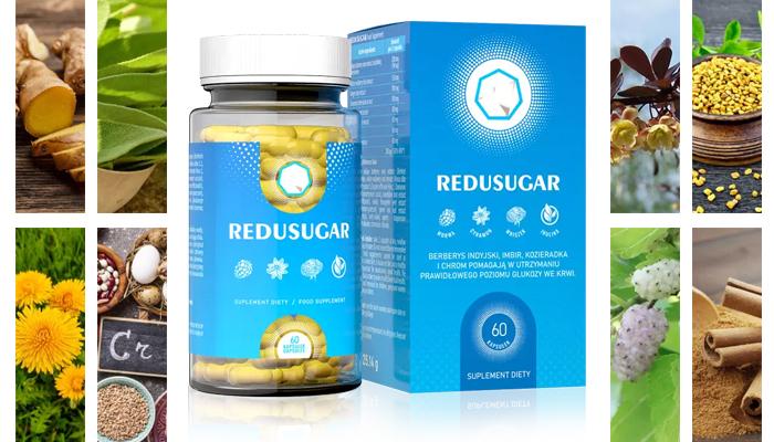 REDUSUGAR proti cukrovke: postarajte sa o hladinu cukru v krvi