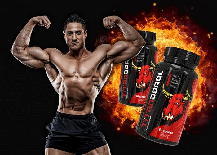 Titanodrol na zvýšenie svalovej hmoty: vybuduj si za niekoľko mesiacov svalovú hmotu, ktorú iní budujú celé roky!