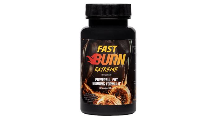 Fast Burn Extreme na chudnutie: unikátny spaľovač tukov!