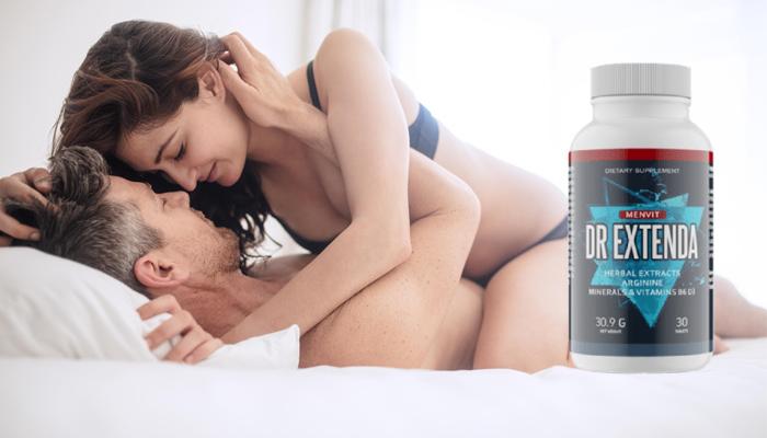 Dr Extenda na potenciu: najlepší spôsob na dlhšiu erekciu a intenzívnejšie orgazmy