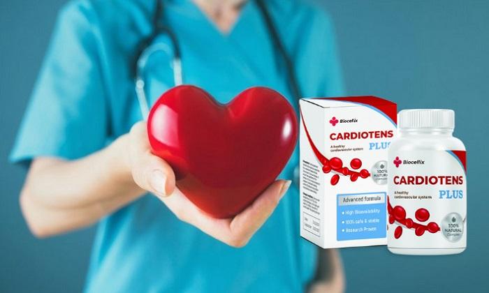 Cardiotens Plus z hypertenzie: NOVÝ PROSTRIEDOK NA HYPERTENZIU NA OCHRANE VAŠEHO ZDRAVIA!