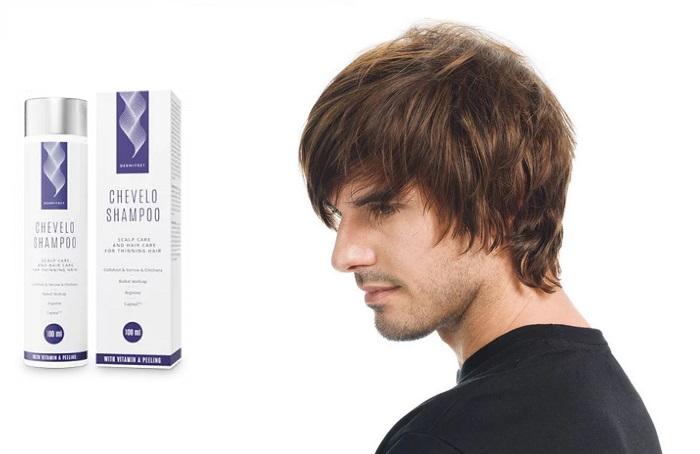 Chevelo Shampoo zo straty vlasov: postarajte sa o svoje vlasy už dnes!