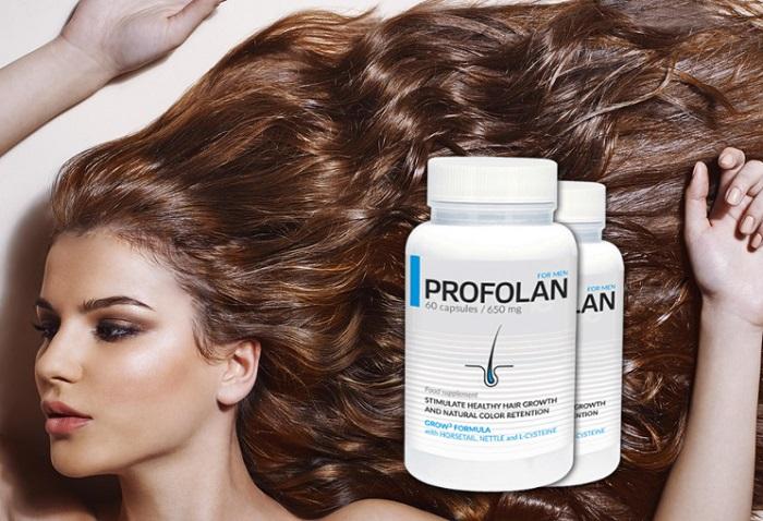 Profolan od vypadávanie vlasov: vám silné a lesklé vlasy!
