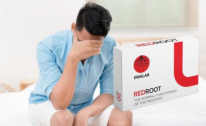 REDROOT z prostatitídy: profesionálny nástroj na zvýšenie mužskej sily!