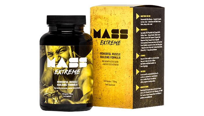 Mass Extreme: jediný doplnok stravy, ktorý potrebujete na vybudovanie svalovej hmoty