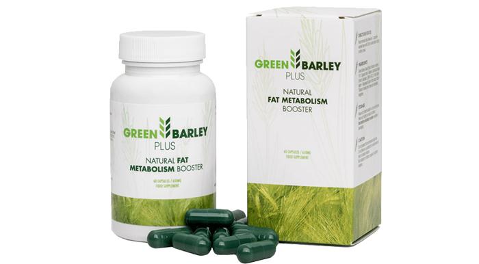 Green Barley Plus na chudnutie: podporuje spaľovanie tukov