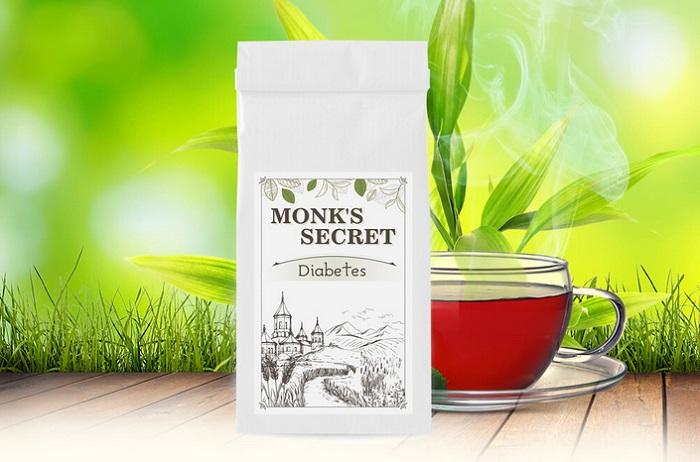 MONK'S SECRET DIABETES z cukrovky: lieči nielen symptómy ale aj ich príčiny!